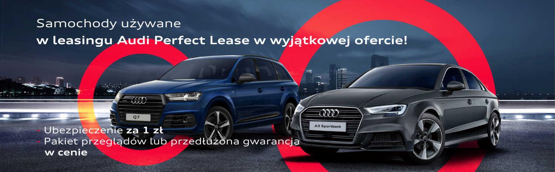 Audi Perfect Lease